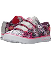SKECHERS KIDS Twinkle Breeze 10608L Lights (Little Kid/Big Kid)