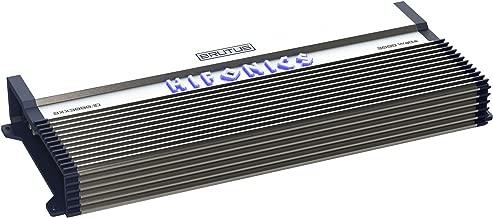 Hifonics BXX3000.1D Brutus Class D 3000W RMS 1 Ohm Mono Car Subwoofer Amplifier