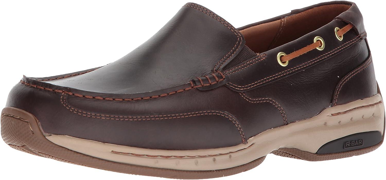 Dunham Men's Waterford Slipon Boat shoes