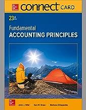 Best fundamental accounting principles john j wild Reviews