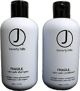 J Beverly Hills Fragile Shampoo (Shampoo 12 oz + Conditioner 12 oz)