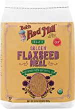 Bob's Red Mill Organic Golden Flaxseed Meal, 32-ounce