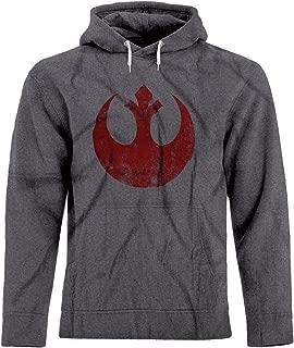 Men's Star Wars Rebel Alliance Starbird Insignia Phoenix Premium Hoodie