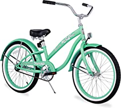 Firmstrong Girl's Bella Classic Single Speed Cruiser Bicycle