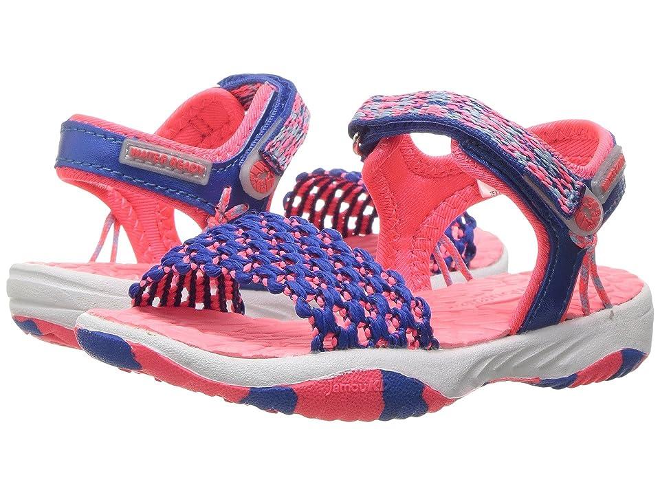 Jambu Kids Mohala (Toddler/Little Kid/Big Kid) (Blue/Pink) Girls Shoes