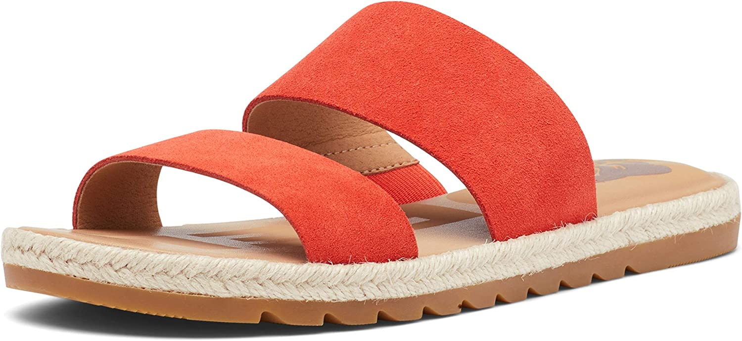 Sales of SALE items from new works Sorel Ella II Slide Sandals Women SEAL limited product for