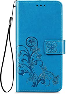 TingYR Case for Oppo A94 Cover, Cover Flip Case Stylish Wallet Case with Card Slots Shockproof, Case for Oppo A94 Smartpho...