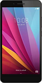 Honor 5X Unlocked Smartphone, 16GB Dark Grey (US Warranty)