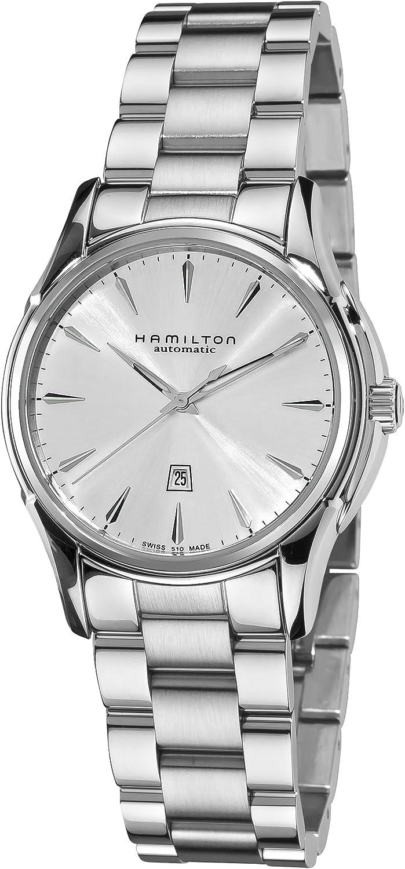 Hamilton Reloj Analogico para Hombre de Automático con Correa en Acero Inoxidable H32315152