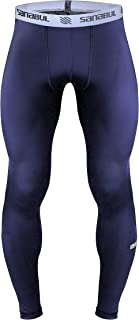 Sanabul Mens Compression Base Layer Workout Jiu Jitsu Spats Tights