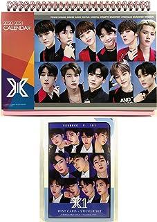 X1 エックスワン グッズ / 2020年 - 2021年 (2年分) 卓上 カレンダー + ポストカード 12枚(+α) セット - 2020-2021 (2years) D...
