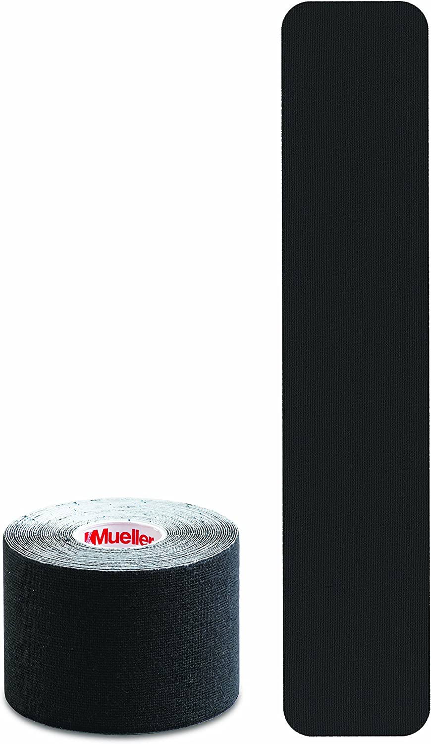 Max Sale 80% OFF Mueller Sports Medicine Kinesiology Tape Roll I-Strip 20 Strips