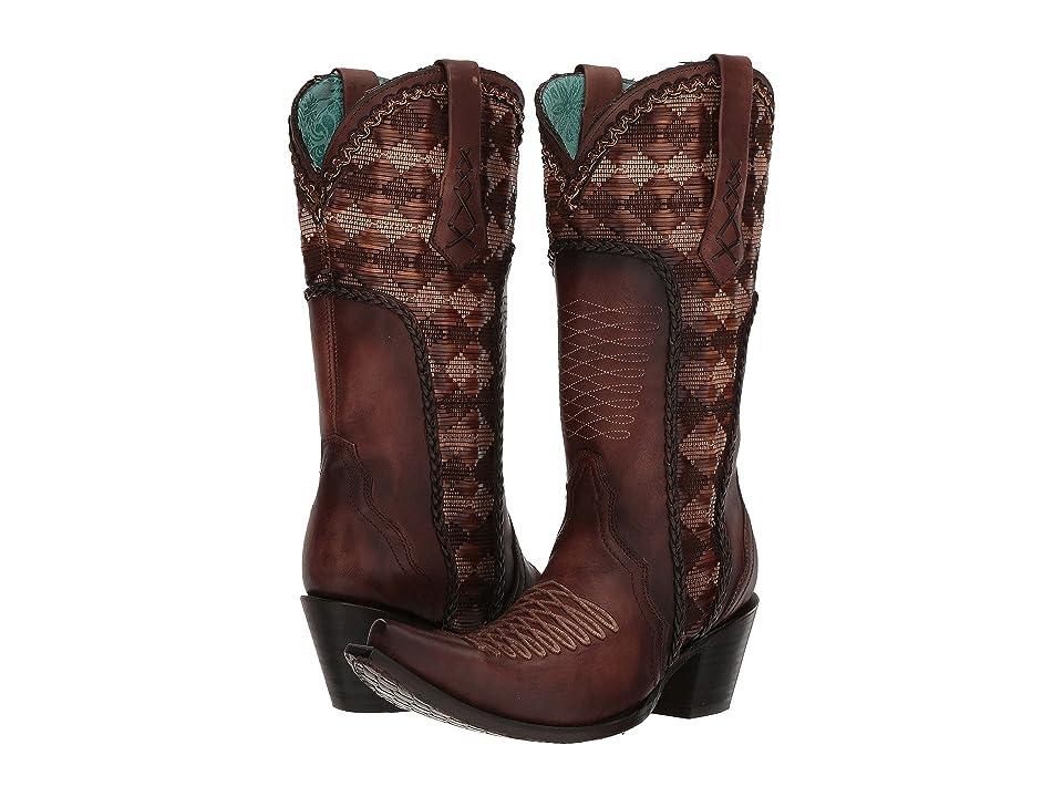 Corral Boots C3384 (Honey) Women