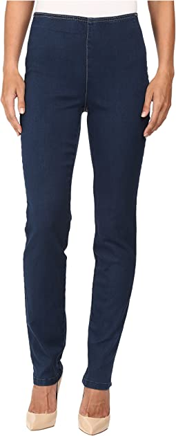 D-Lux Denim Pull-On Super Jegging in Indigo