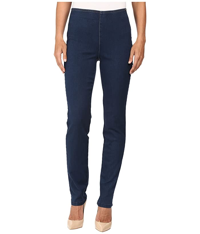 Fdj French Dressing Jeans D Lux Denim Pull On Super Jegging In Indigo