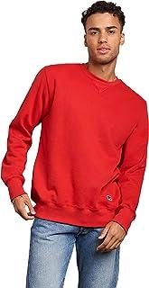 Russell Athletic Men's Cotton Classic Fleece Crew Shirt