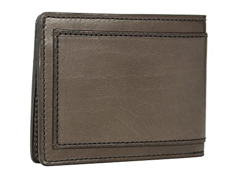 Outlaw 2 0 Detroit Layered Shinola Bifold Slim Grey Dark xPqHvpwpY