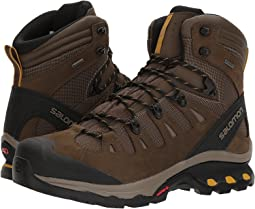 Salomon quest 4d gtx absolute brown burro wood beige + FREE