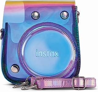instax 70100149682 officiële iriserende stijl case, ontworpen voor de instax mini 11 camera