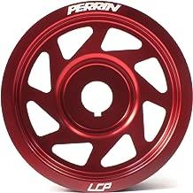 PERRIN Lightened Crank Pulley Compatible with Subaru Impreza, WRX, STI