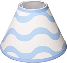 GEENNY Lovely Whale Lamp Shade without Base