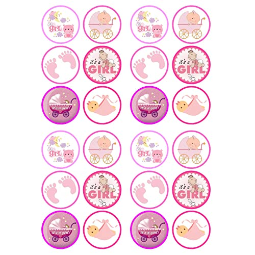 Baby Shower Cupcake Toppers: Amazon.co.uk