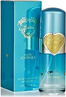 LOVE'S EAU SO ADORABLE EAU DE PARFUM SPRAY 1.5 fl. oz. By DANA CLASSIC FRAGRANCES