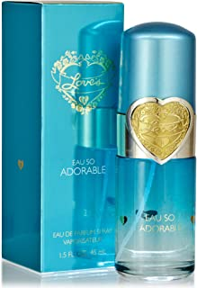 LOVE'S EAU SO ADORABLE EAU DE PARFUM SPRAY 1.5 fl. oz. By DANA CLASSIC FRAGRANCES