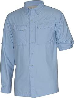 Long Sleeve Men's River Guide Fishing Shirt