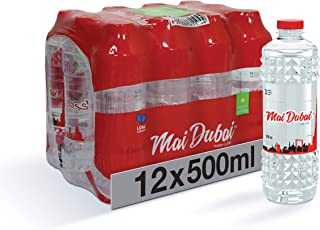 Mai Dubai Bottled Water, 12 x 500 ml