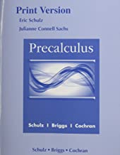 Precalculus (Print Reference)