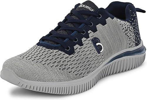Bourge Men's Loire-1 Running Shoes