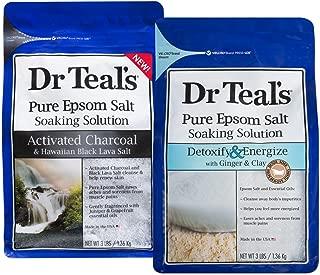 Best charcoal salt bath Reviews