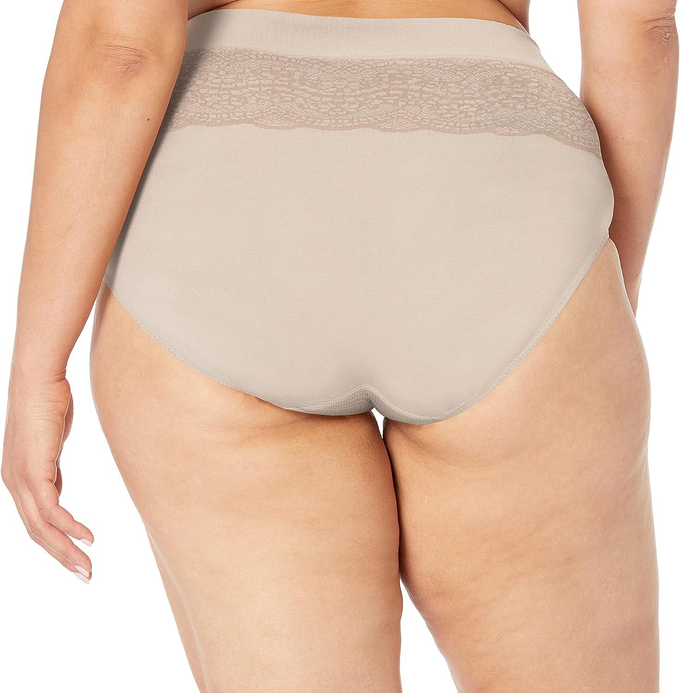 Warner's Women's Cloud 9 Seamless Brief Panty