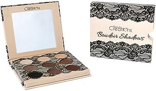 Beauty Creations Boudoir Shadow 9 Eyeshadows Powder