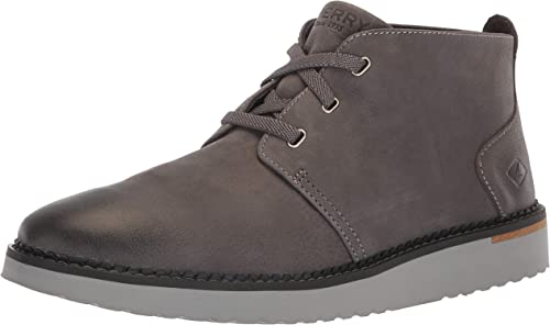Sperry Sperry Sperry Hommes's Camden Oxford Chukka Burnished démarrage, gris, 13 M US c43