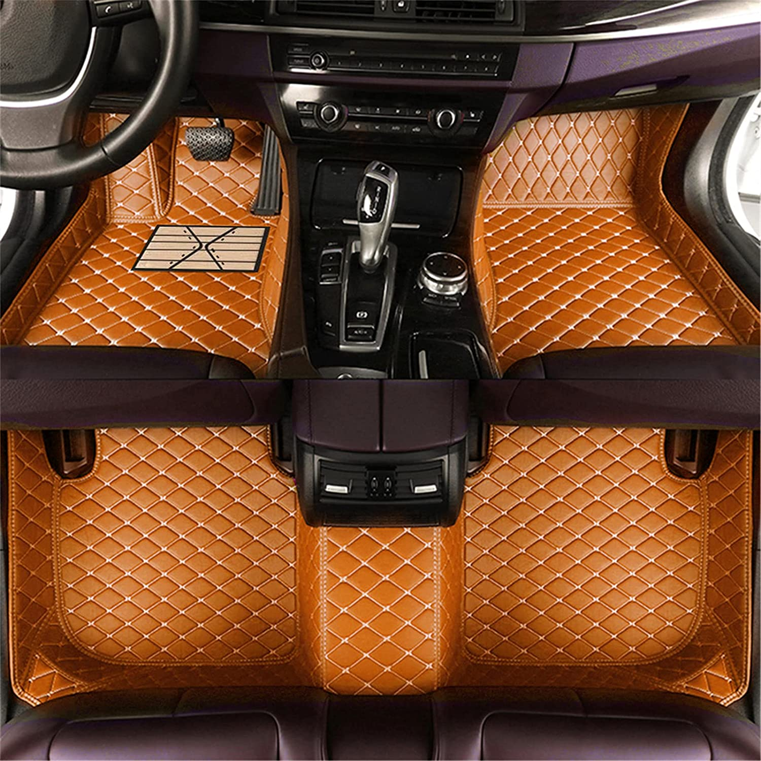 Custom Car Max 85% OFF Floor Mats for L A Covered EXUS 2012-2017 Full Year-end annual account GS450H