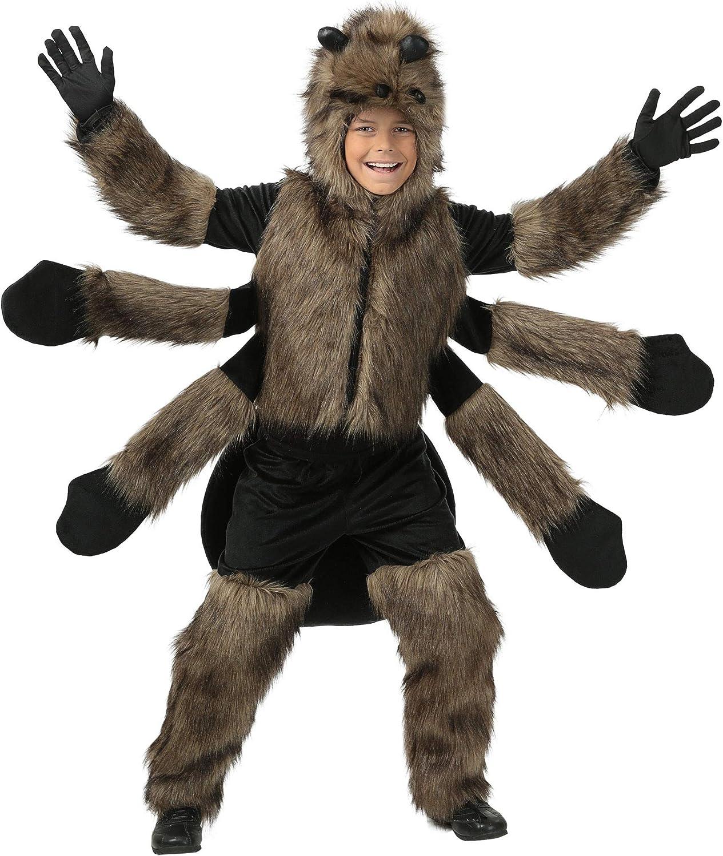 Furry Spider Costume Kids 2021 model trust for