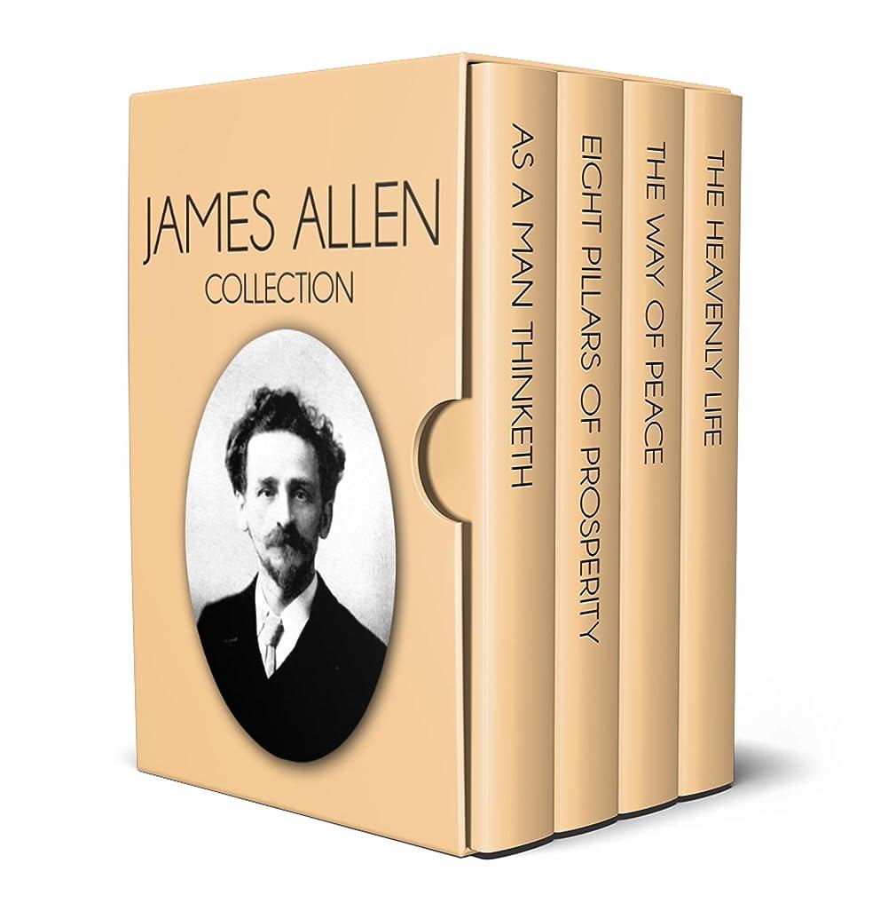 中に水陸両用マーガレットミッチェルJames Allen Collection - As a Man Thinketh, Eight Pillars of Prosperity, The  Way of Peace and The Heavenly Life (English Edition)