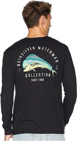 El Mahe Long Sleeve Tech T-Shirt