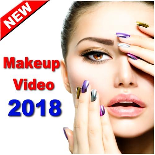 Step by step makeup video