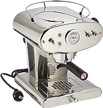 illycaffè 6333 Máquina de café espresso, Acero Inoxidable