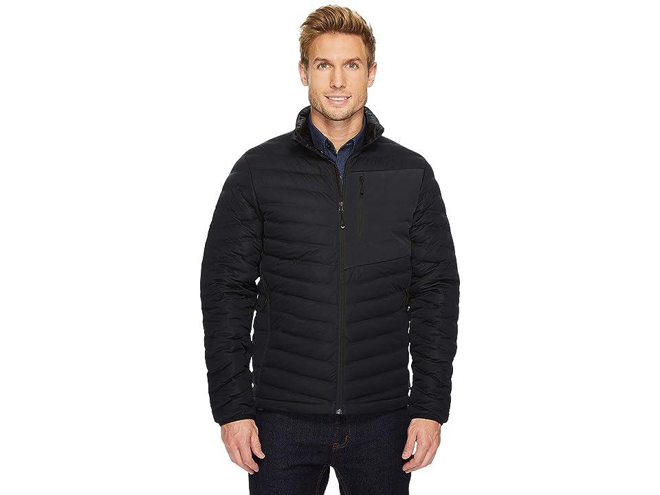 Mountain Hardwear StretchDown Jacket (Black) Men