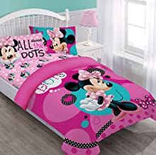 Best minnie mouse bed set queen Reviews