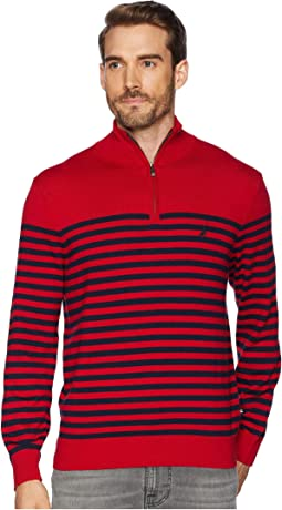 12 Gauge 1/2 Zip Bretton Sweater