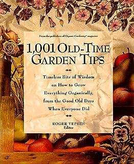 1,001 Old-Time Garden Tips