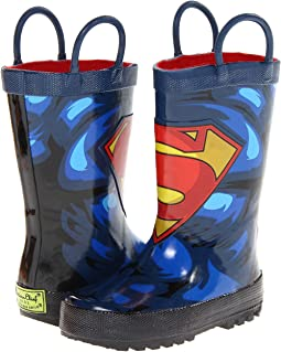 Western Chief Kids - Superman™ Forever Rainboot (Toddler/Little Kid/Big Kid)