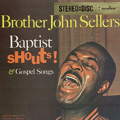 He Took My Feet Out Of The Miry Clay By Brother John Sellers On