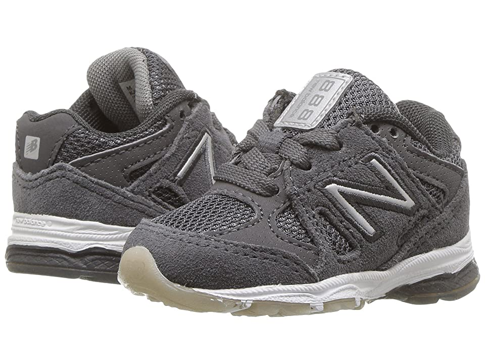 New Balance Kids KJ888v1I (Infant/Toddler) (Magnet/Marblehead) Boys Shoes