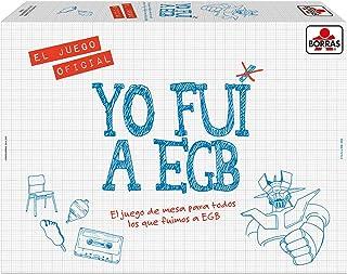 180f3e21180 Educa Borrás - Yo fui a EGB, Juego de Mesa (16587)